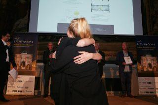 Freuen durften sich Valerie Götz und Sabrina Riddering über den 1. Preis.