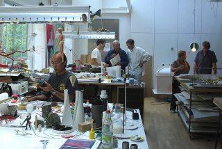 Designerei in der Kaiserstraße. Foto: Deidi von Schaewen